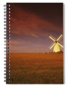 Near Newtownards, Co Down, Ireland Spiral Notebook