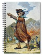 Ned Lud Spiral Notebook
