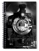 Need More Coal Spiral Notebook