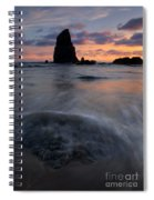 Needles Sundown Spiral Notebook