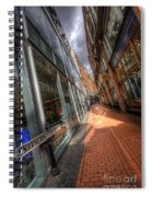 Needless Alley Spiral Notebook