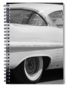 Needs Work In Black And White Spiral Notebook
