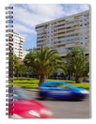 Neighborhood Unrest Spiral Notebook