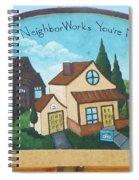 Neighborworks Spiral Notebook