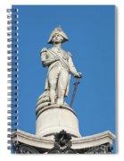 Nelson Spiral Notebook