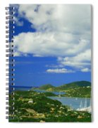 Nelson's Dockyard Spiral Notebook