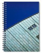 Nemo Science Center Spiral Notebook
