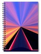 Neon Pinnacle Spiral Notebook