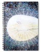 Neptume In Libra Spiral Notebook