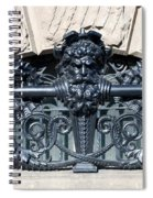 Neptune Dakota And Pals Spiral Notebook