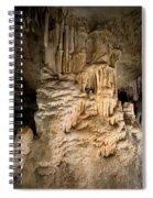 Nerja Caves In Spain Spiral Notebook