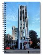 Netherlands Centennial Carillon Spiral Notebook