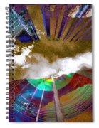 Nevada Desert 1954 Spiral Notebook
