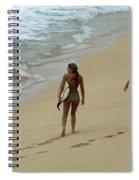 Never Ending Summer Spiral Notebook