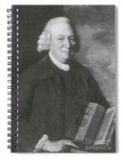 Nevil Maskelyne, English Astronomer Spiral Notebook
