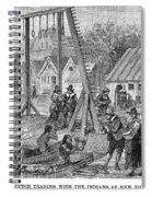New Amsterdam: Trade Spiral Notebook