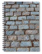 New Bedford Mass Brick Street 2006 Spiral Notebook