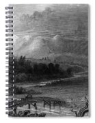 New Hampshire, 1838 Spiral Notebook