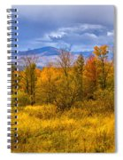 New Hampshire Fall Color Part Deux Spiral Notebook