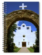 New Mexico Mission Spiral Notebook