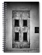 New Orleans Classic Doors Spiral Notebook