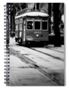 New Orleans Classic Streetcars. Spiral Notebook