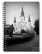 New Orleans Landmark Spiral Notebook