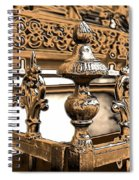 New Orleans Story Spiral Notebook