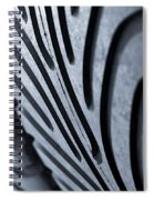 New Racing Tires Spiral Notebook