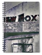 New Roxy Clarksdale Ms Spiral Notebook