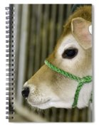 New To The Barn Spiral Notebook