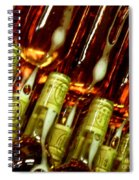 New Wine Spiral Notebook