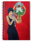 New Years Baby Spiral Notebook