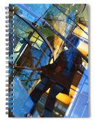New York Apple Spiral Notebook