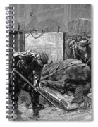New York: Aspca, 1888 Spiral Notebook