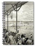 New York: Baseball, 1886 Spiral Notebook