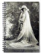 New York: Bride, 1920 Spiral Notebook