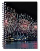New York City Celebrates The 4th Spiral Notebook