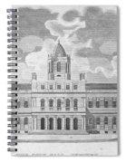 New York: City Hall, C1829 Spiral Notebook