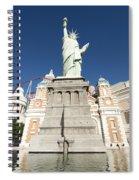 New York Hotel Spiral Notebook