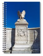 New York Monument Spiral Notebook
