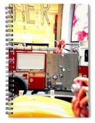 New York New York Spiral Notebook