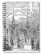 New York: Opera House Spiral Notebook