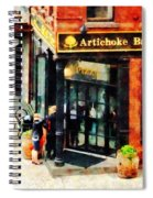 New York Pizzeria Spiral Notebook