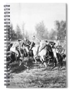 New York: Polo Club, 1877 Spiral Notebook