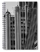 New York Reflections 1 Spiral Notebook