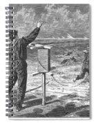 New York: Rockaway Beach Spiral Notebook