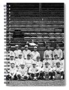 New York Yankees, C1921 Spiral Notebook