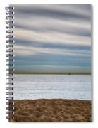Newport Beach Spiral Notebook