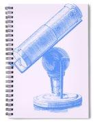 Newtons Little Reflector Spiral Notebook
